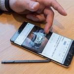 Samsung Galaxy Note 7 niet meer beschikbaar