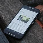 Internet op je smartphone