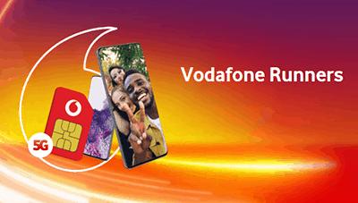 De beste deals met Vodafone Runners